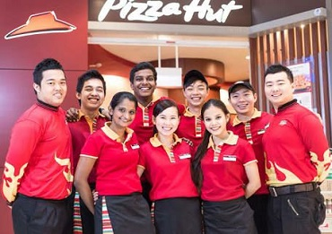 Front of House (Pizza Hut)