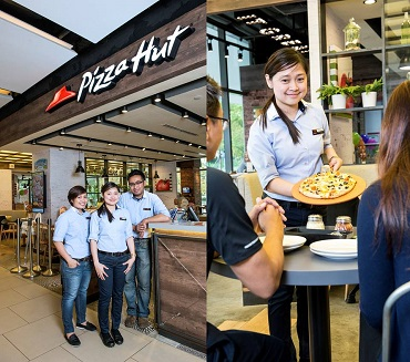 Trainee Manager (Pizza Hut)